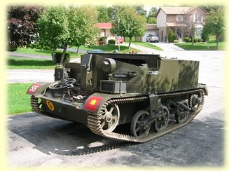 Southern Ontario Military Muster Vehicles - Southern Ontario